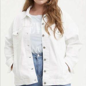 Levi's Jean trucker jacket